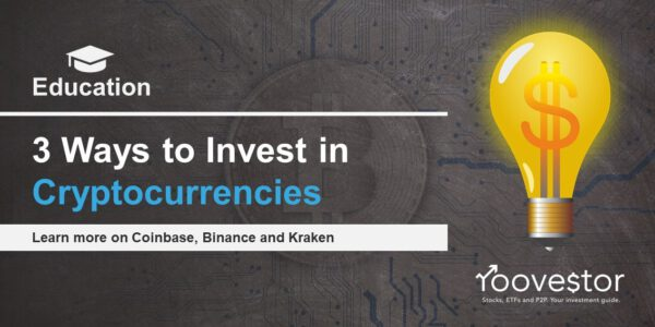 Three ways to invest in cryptocurrencies roovestor